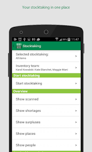 STOCK Mobile 4.03 - náhled