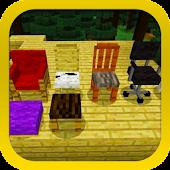 Modern furniture! Mod for Minecraft!