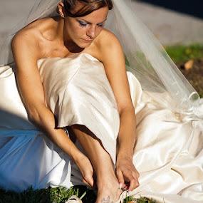 Manuela by Luca Bonisolli - Wedding Bride ( wedding, bride )