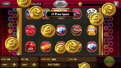 Wild Vegas Jackpot Slots Machine 1.10 screenshots 3