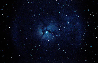 Photo: Triffid Nebula M20