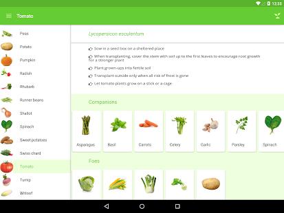 Gardroid – Vegetable Garden 9
