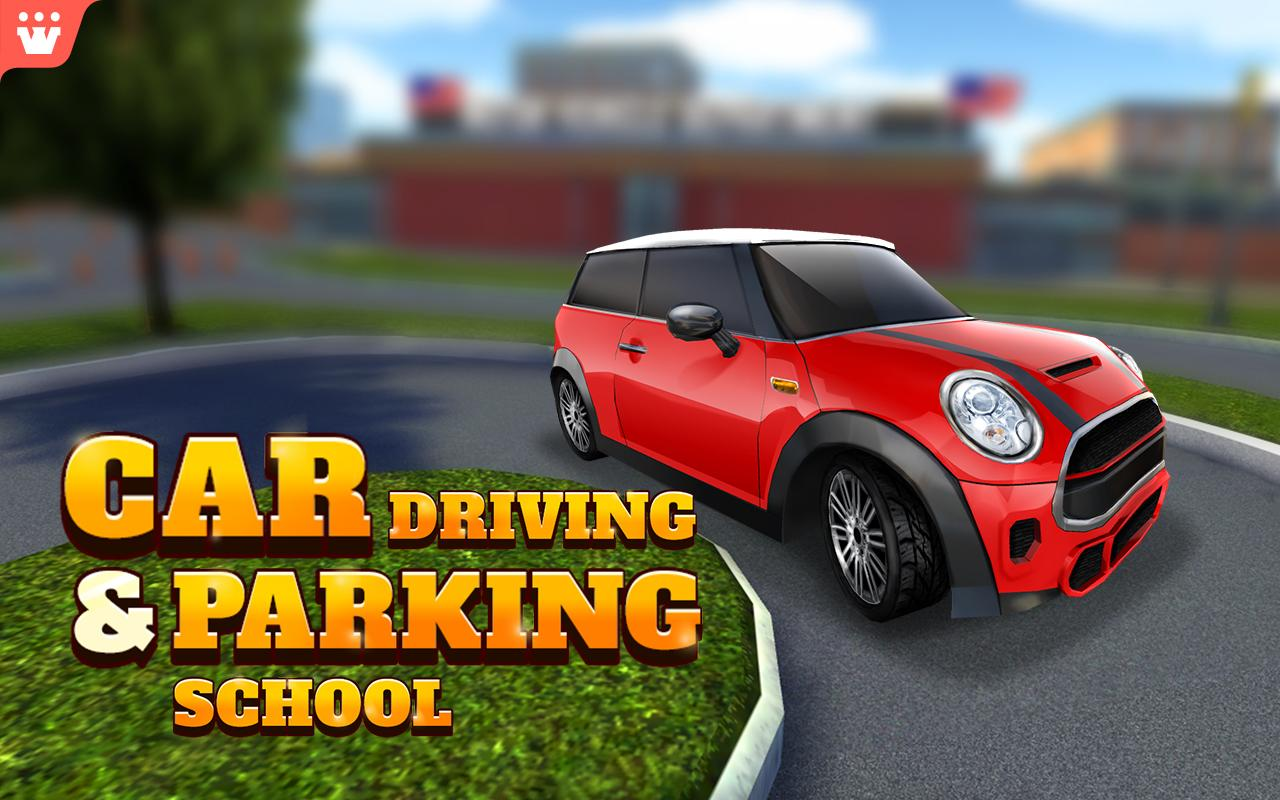 car driving parking school android apps on google play. Black Bedroom Furniture Sets. Home Design Ideas