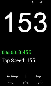 Speedo: 0 to 60 mph v1.6