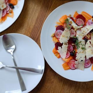 Summer Root Vegetable Salad