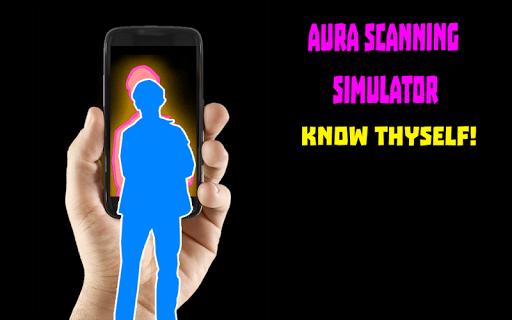 Aura Scanning Simulator