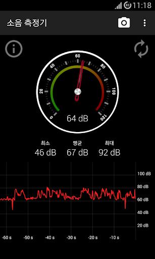 소음 측정기 Sound Meter