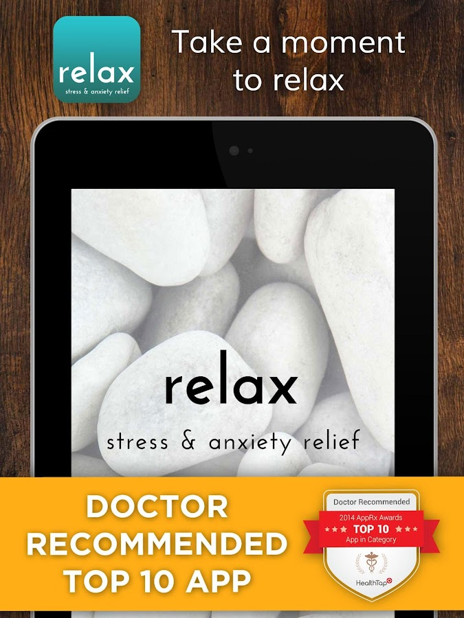Relax: Stress & Anxiety Relief - screenshot