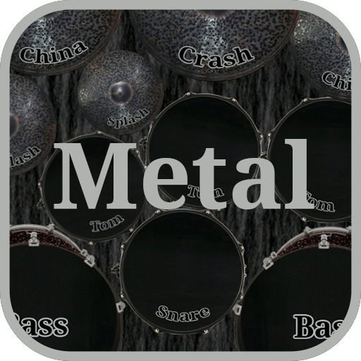 Drum kit metal