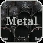 Drum kit metal 2.04