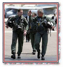 Photo: Mission Accomplished photo op