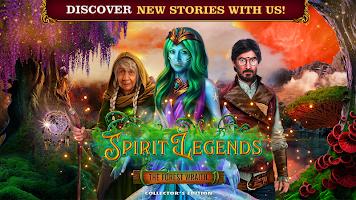 Hidden Objects - Spirit Legends 1 (Free To Play)