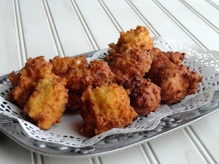 Southern Style Hush Puppies Recipe