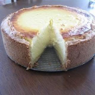 Isolde's German Cheesecake