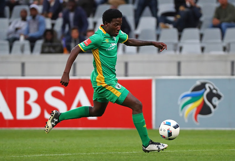 Siphelele Ntshangase is eager to reward Chiefs fans for the way they have received him after Amakhosi cough up R2 million to Baroka to bring him to Naturena.