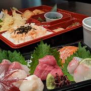 Sashimi Gozen Bento