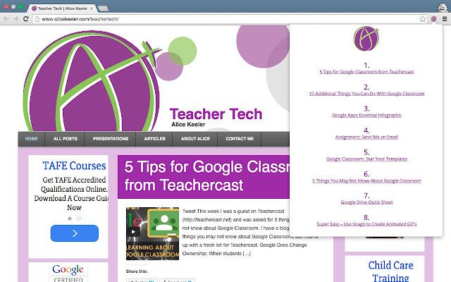 Alice Keeler - Teacher Tech