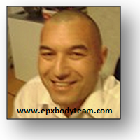 Photo: EPX Body team member, authentic testimonial from Barry