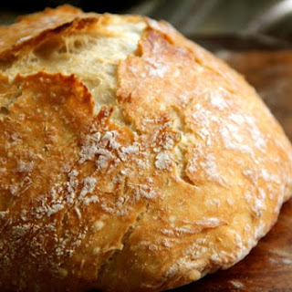 Dutch Oven Crusty Bread Recipe
