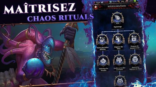 Code Triche Warhammer: Chaos & Conquest u2013 Formez votre troupe APK MOD screenshots 2