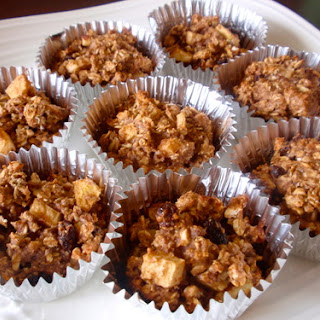 Apple Cinnamon Breakfast Muffins