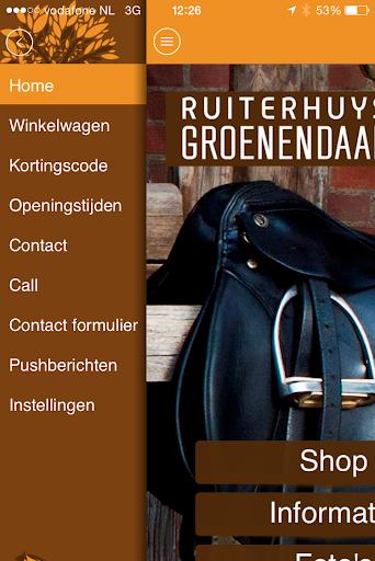 Ruiterhuys Groenendaal