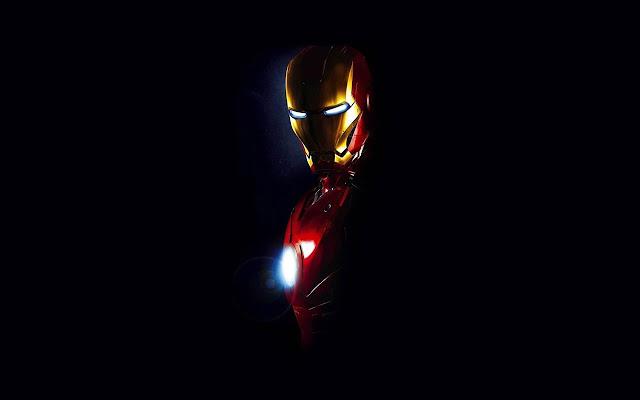 Iron Man - New Tab in HD