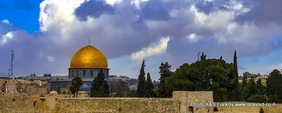 Иерусалим, Храмовая гора. Отзыв о замечательном гиде в Израиле.