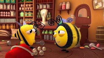 Bennis Tanz, Bonbons für die Königin, Mama für einen Tag, Die Fleißbienen