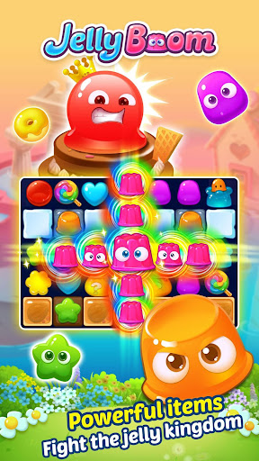 Jelly Boom screenshot 2