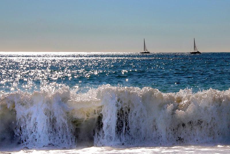 Sole, vele, mare  di giacominet