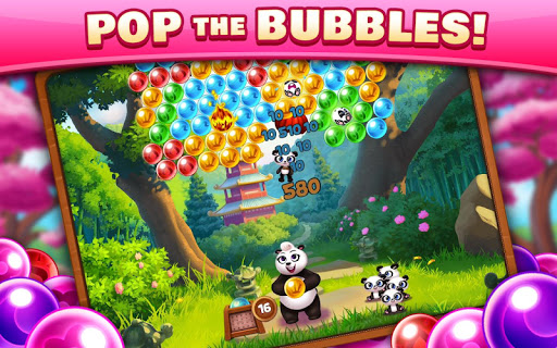 Panda Pop! Free Bubble Shooter Saga Game 7.6.102 DreamHackers 1