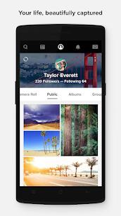 Flickr Mod Apk 4.15.5 [Unlocked] 4