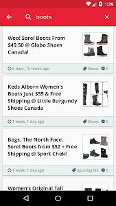 Bargainmoose : Deals & Coupons screenshot 2