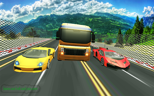 Highway Race 2018: Endless Racing car games 1.0 screenshots 4