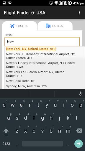 Fly Smart - Flight Finder  screenshots 1
