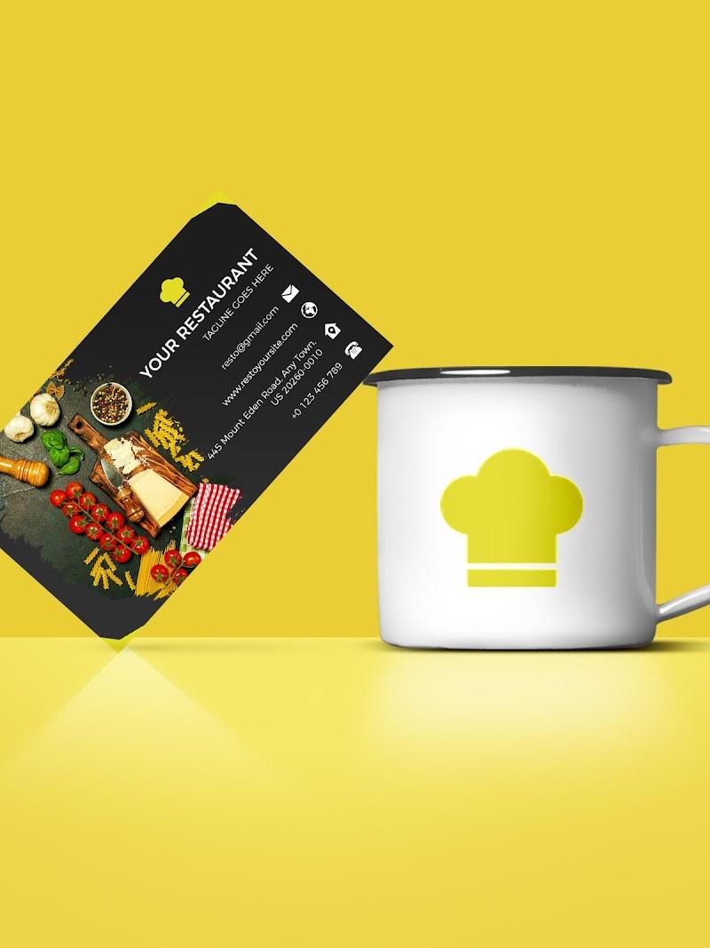 Business Card Maker - Branding Template Editor Screenshot 9