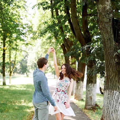 Wedding photographer Tonya Dokuchaeva (antoninadok). Photo of 16.02.2018
