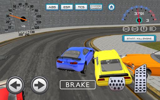 玩模擬App|スタントスポーツカーシミュレーター免費|APP試玩