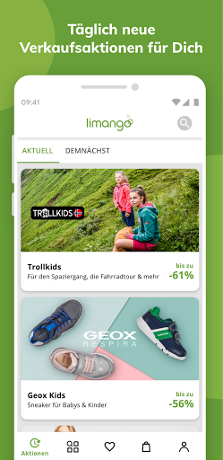 limango - Online-Shop screenshots 1