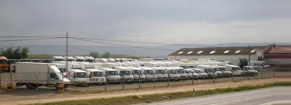 Photo: Fandos Used Trucks VANS / Furgonetas de ocasión  (usados)