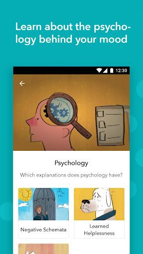Moodpath - Depression & Anxiety Test 1.3.0 screenshots 5