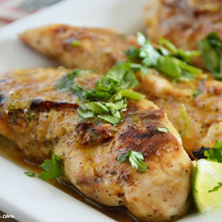 Grilled Tequila Lime Chicken Tenders