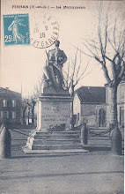 Photo: 82 - Finhan  Carte postée en 1928
