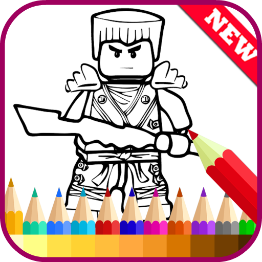 Learn Draw for Ninjago Fans