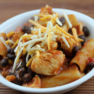 Southwestern Chicken Pasta Recipes
