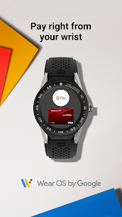 Android Wear Smartwatch by Google Smartwatch 8