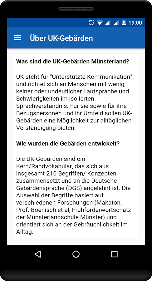 UK-Gebärden- screenshot