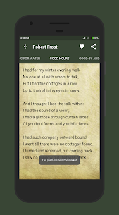 Poems – Poets & Poetry in English Mod Apk Download For Android 4