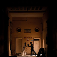 Wedding photographer Alex Huerta (alexhuerta). Photo of 13.02.2018